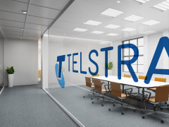 Custom Decals - Wall Graphics Printing