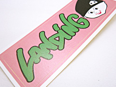 Custom PVC Stickers Printing
