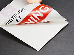 Custom Window Stickers Printing